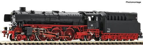 Fleischmann 716974 DB  Dampflokomotive BR 012 digital-sound