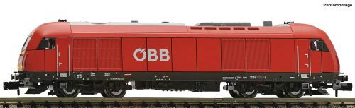 Fleischmann 726089 ÖBB  Diesel locomotive class 2016 digital-sound