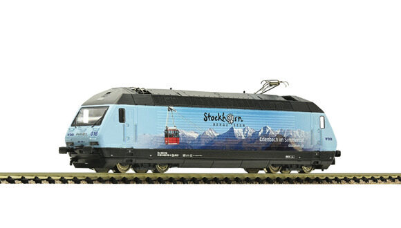 Fleischmann 731398 BLS Elektrolokomotive Re 465 016 DCC-Digital-Sound