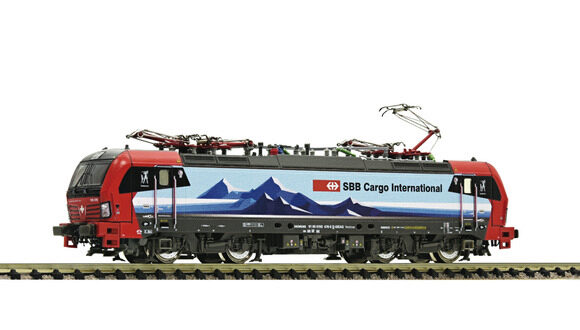 Fleischmann 739374 SBB Cargo Elektrolokomotive BR 193, SBB Cargo International DCC-Digital-Sound