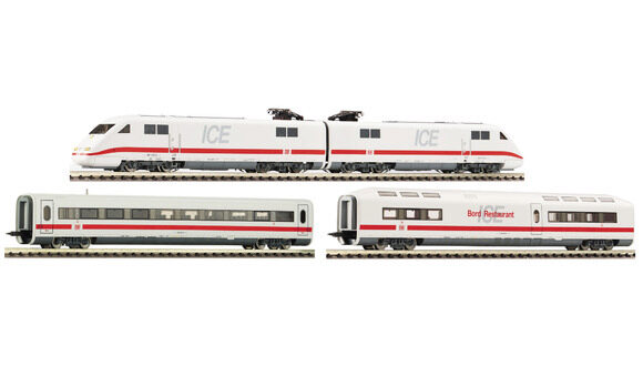 Fleischmann 744002 ICE-1 4-tlg SET DCC-Digital