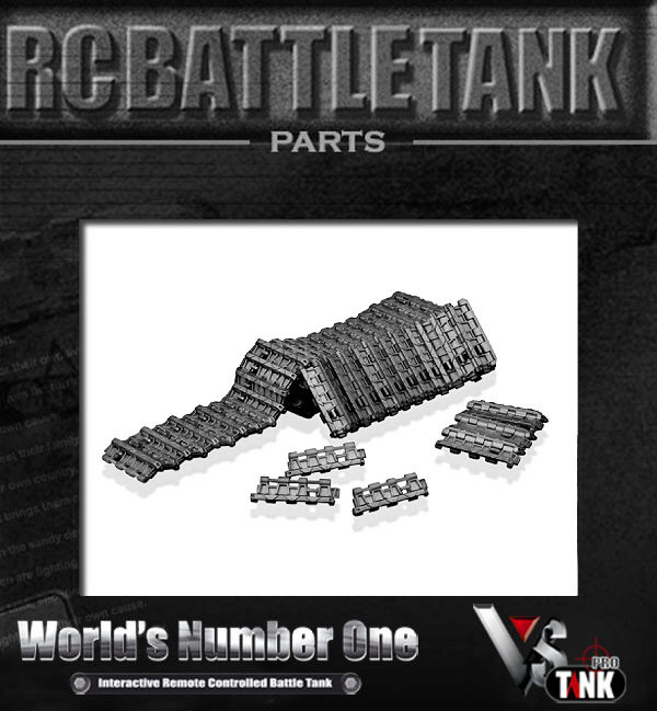 VSTank A02105352 Tiger I Late Hard Tread Set