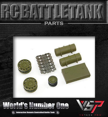VSTank A03102103 KV-2 / PZ754 Accessories