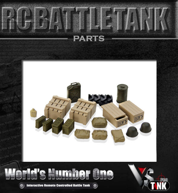 VSTank A03102104 M4A3 Accessories