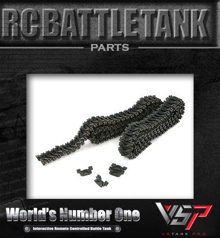 VSTank A03102272 M4 Sherman Hard Tread Set