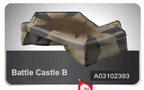 VSTank A03102393 Battle Castle B camo