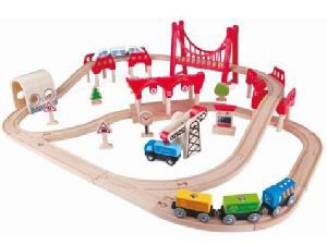 Hape E3712A Hape Zug-Set Double Loop
