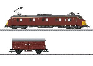 Märklin 26613 Elektrischer Post-Triebwagen Serie mP 3000