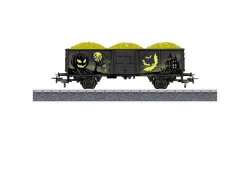 Märklin 44232 Halloween-Wagen Start up