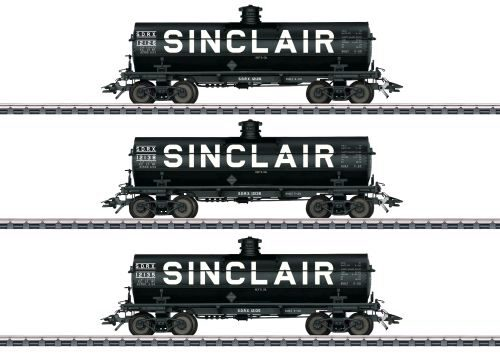 Märklin 45664 Kesselwagen-Set Sinclair Oil