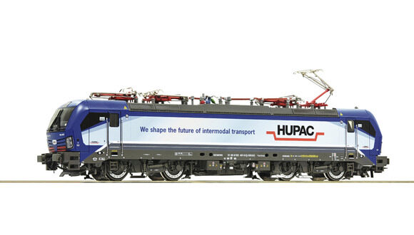 Roco 71915 Hupac  Elektrolokomotive BR 193 DC digital-sound
