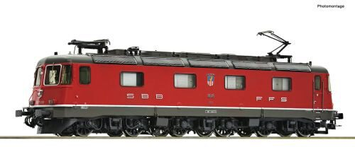 Roco 72603 SBB  Elektrolokomotive 620 018-2 DC digital-sound