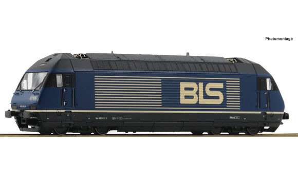 Roco 73287 BLS Elektrolokomotive Re 465
