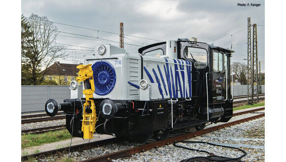 Roco 78018 Lokomotion  Diesellokomotive 333 716 ~ AC-Digital-Sound