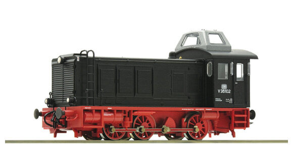 Roco 79069 DB  Diesellokomotive BR V 36 ~ AC-Digital-Sound