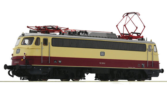 Roco 79077 DB  Elektrolokomotive 112 309-0 ~ AC-Digital-Sound
