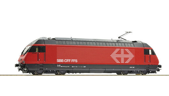 Roco 79286 SBB  Elektrolokomotive Re 460 ~ AC-Digital-Sound