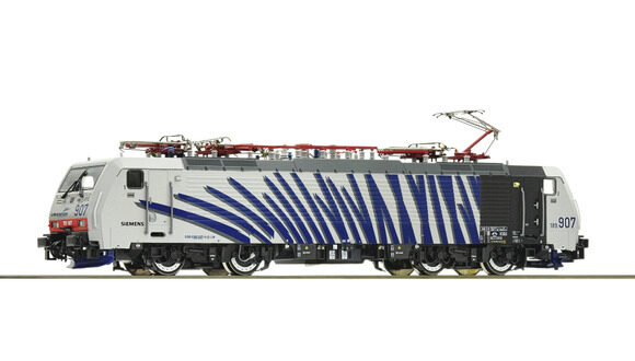 Roco 79317 Lokomotion  Elektrolokomotive BR 189 ~ AC-Digital-Sound