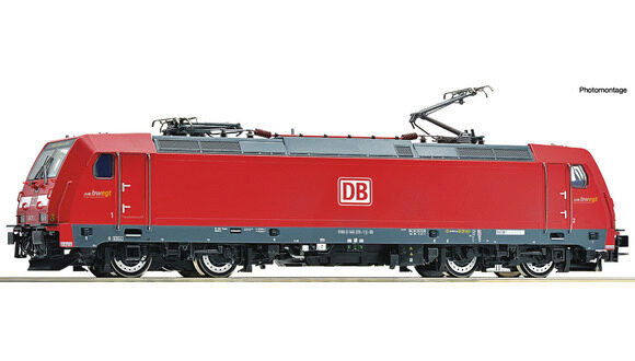 Roco 79337 DB-AG  Elektrolokomotive BR 146.2 ~ AC-Digital-Sound