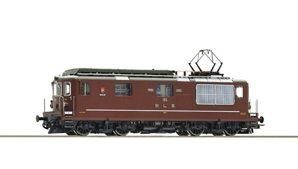 Roco 79781 BLS Elektrolokomotive Re 4/4 No 174 Frutigen sound