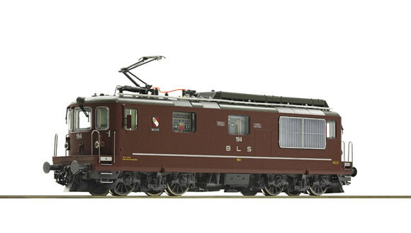 Roco 79783 BLS  Elektrolokomotive Re 4/4 194 ~ AC-Digital-Sound