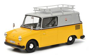 Schuco 450012300 VW Fridolin PTT 1:18