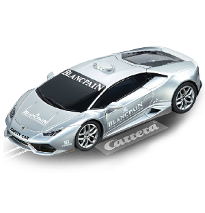 Carrera 30746 Lamborghini Huracan Safety Car, LP 610-4  Digital 132