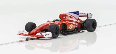 Scalextric C3958 2017 Formula One Car - Red NEW TOOL