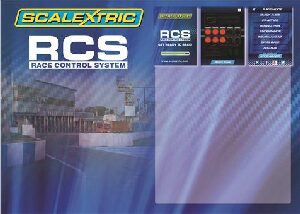 Scalextric C8433 RCS One - Wired Accessories Pack