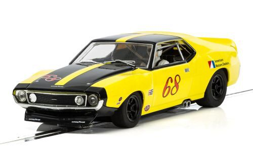 Scalextric C3921 AMX Javelin Trans Am - Roy Woods 1971