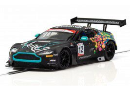 Scalextric C3945 Aston Martin GT3 2017 HUD Motorsports