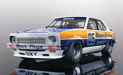 Scalextric C4019 Holden Torana - ATCC 1977 - Peter Brock