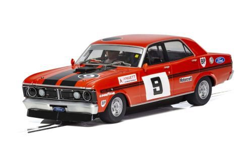 Scalextric C4028 Ford XY Falcon - ATCC 1973 Winner - Alan Moffat