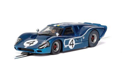 Scalextric C4031 Ford GT MKIV - 1967 LeMans - D.Hulme/L.Ruby No.4