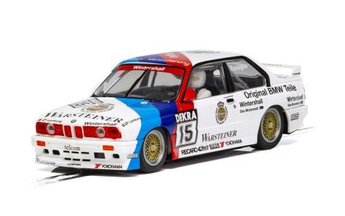 Scalextric C4040 BMW E30 M3 - DTM 1989 Champion
