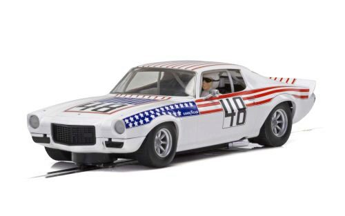 Scalextric C4043 Chevrolet Camaro - Stars n Stripes