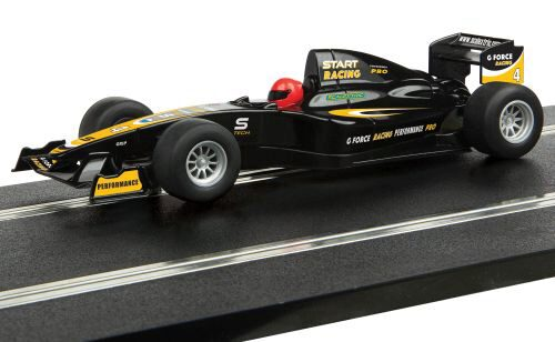 Scalextric C4113 Start F1 Racing Car Í G Force Racing
