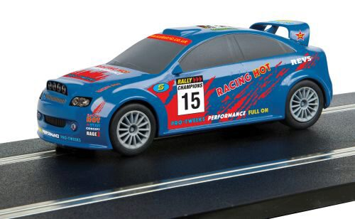 Scalextric C4115 Start Rally Car Í Pro Tweeks