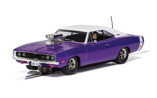 Scalextric C4148 Dodge Charger R/T - Purple