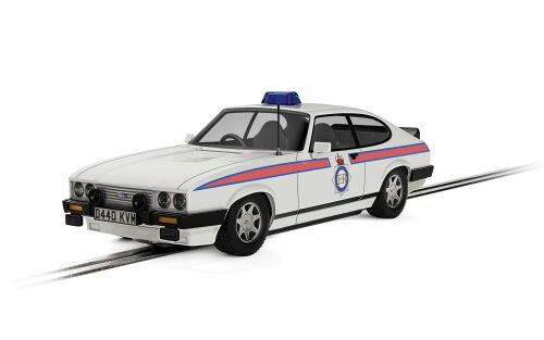 Scalextric C4153 Ford Capri MK3 - Greater Manchester Police