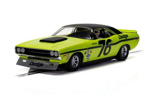 Scalextric C4164 Dodge Challenger Sam Posey no76