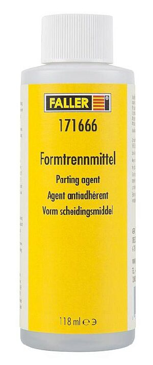 Faller 171666 Formtrennmittel, 118 ml