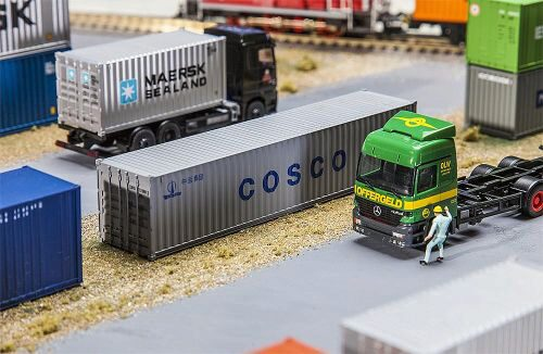 Faller 180845 Container COSCO