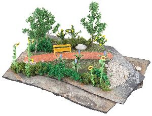 Faller 181111 Do-it-yourself Mini-Diorama Park