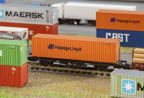 Faller 272842 40 Hi-Cube Container Hapag-Lloyd