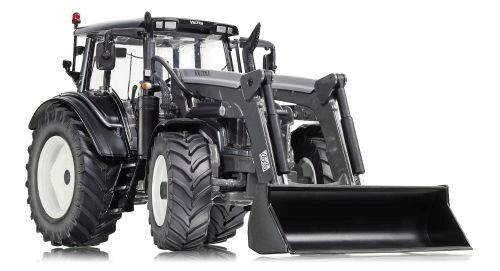 Wiking 77327 Valtra N123 m. Frontlader   1:32
