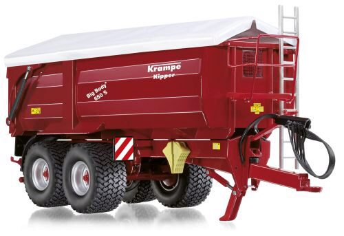 Wiking 77335 Krampe Big Body 650 S Hinter- / Seitenkipper  1:32