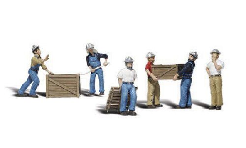 Woodland A2729 O Dock Workers