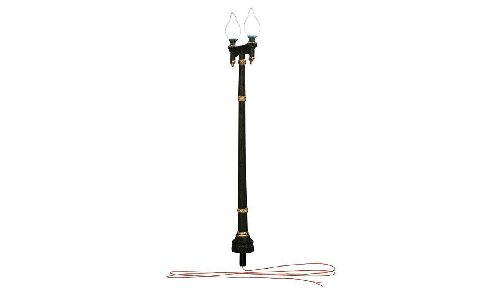 Woodland JP5648 O DOUBLE LAMP POST