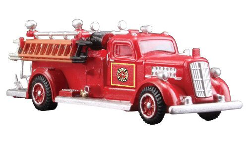 Woodland AS5567 HO FIRE TRUCK